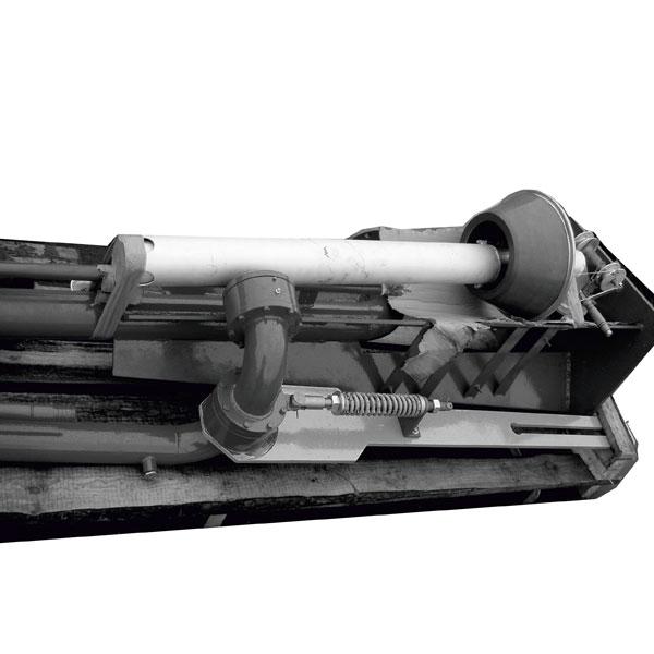 Стояк автоналивной телескопический CAT-80 и CAT-100
