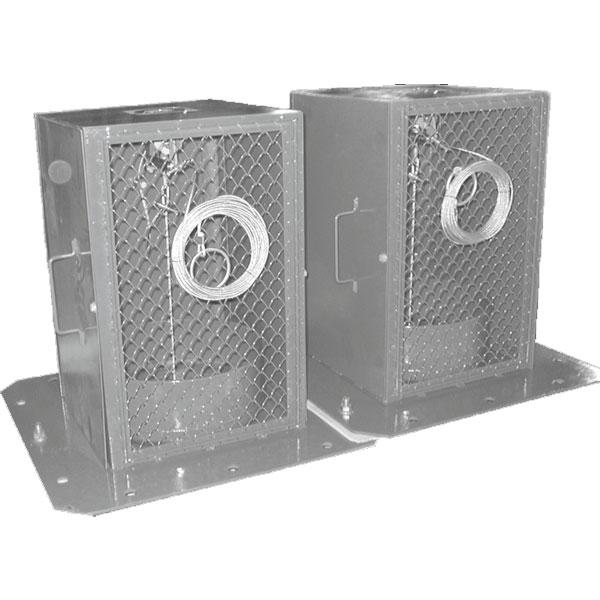 Генераторы пены ГПСС-600, ГПСС-2000