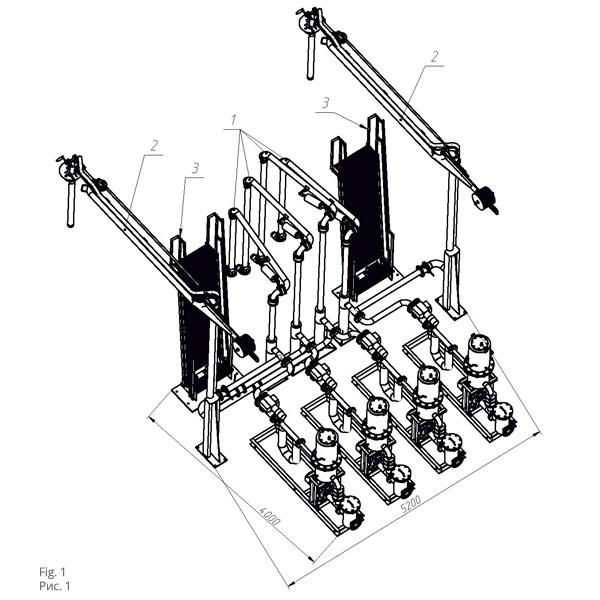 Автоматизированная система налива КАН-8НВ
