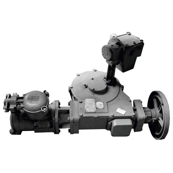 Механизм управления хлопушкой МУ-3