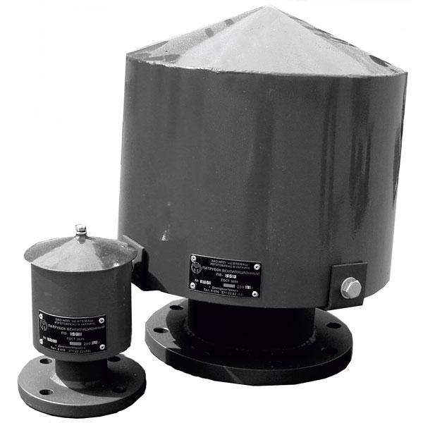 Патрубок вентиляционный ПВ-50, 150, 200, 250, 350, 500